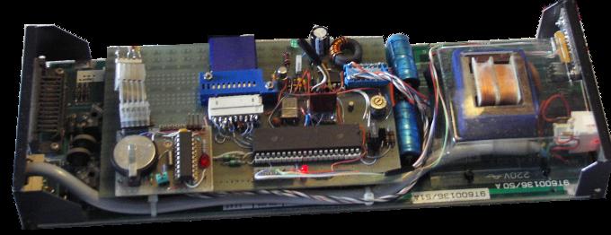 Un enregistreur de donn es et v nements autour de son compteur d 39 lectri - Relever son compteur edf ...
